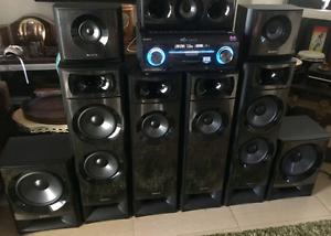 Sony surround sound Muteki system Hatton Vale Lockyer Valley Preview