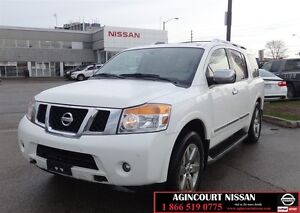 2011 Nissan Armada Platinum Edition |Fully Loaded|DVD|
