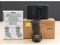 NIKON DR-6 Right Angle Viewfinder (D600/D610, etc)