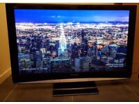 50 inch Full HD (1080p) Panasonic Plasma TV + Chromecast