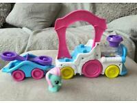 My little pony train