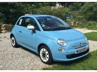 Fiat 500 Colour Therapy - 2013 reg - Excellent Condition - Full Service History - 2 owners