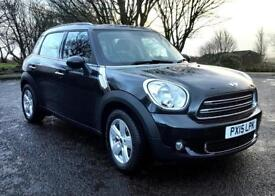 2015 Mini Countryman 1.6 Cooper ✅23000 Miles ✅ beautiful car . Black . As new PX