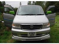Mazda, 2001, 1998 (cc)