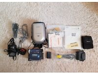 Sony DCRDVD101 Minidisc Video Camera & Accessories