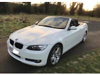 BMW 320I CONVERTIBLE 2009