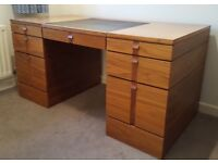 Marks and Spencer Walnut Desk