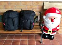 EXCELLENT Phil and Teds Pannier Buggy Bags - Virtually Brand New!