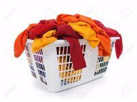 Ironing service - £15 a basket