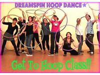 HULA HOOP WORKSHOP - Beginners - Saturday 21st January 12pm