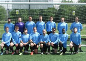 Find 11 aside football team in SOUTH LONDON, Play football in Wimbledon, Croydon, Merton. Join team