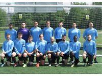 Find 11 aside football team in SOUTH LONDON, Play football in Wimbledon, Croydon, Merton. Join team