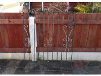 Iron / Steel Garden Gate 890 x 1165mm (W x H)