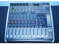 Behringer Xenyx QX1222USB Analog Mixer/Controller