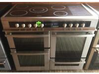 Refurbished leisure eb10crx electric range Cooker-3 months guarantee!