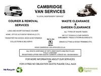 Cambridgeshire Comercial & Domestic Waste Clearance Services