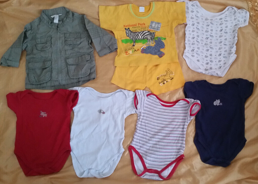 d1bce5a74 baby boys clothes bundle age 6- 9 - 12 month | in Coventry, West Midlands |  Gumtree