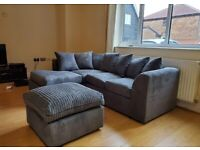 SOFT & COMFY DYLAN CORNER SOFA OR 3+2+ARMCHAIR - IN STOCK