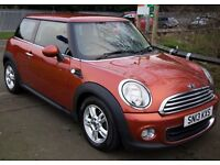 MINI Hatch 1.6 One (Sport Chili pack) 3dr