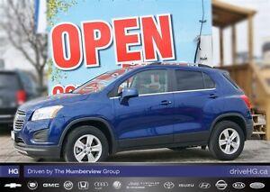 2016 Chevrolet Trax LT AWD|SUNROOF|REAR CAM|LOW KM|