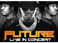 Future standing tickets O2 London 23rd October