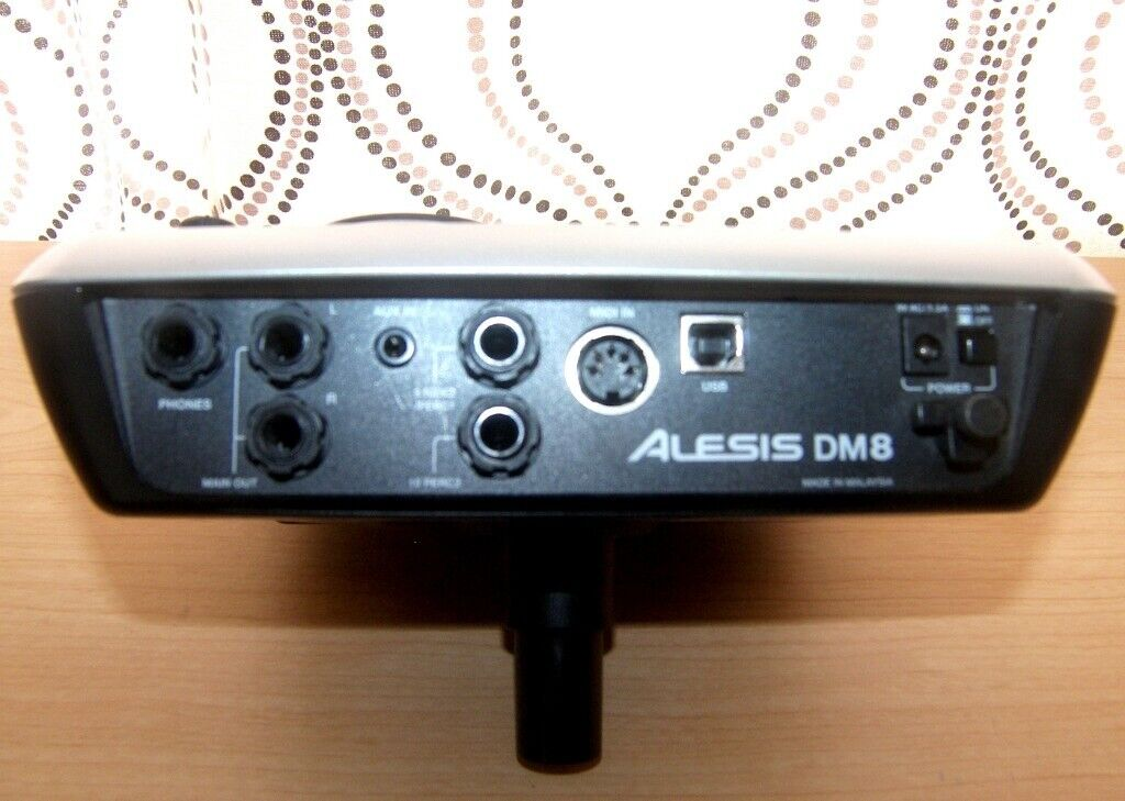 Alesis DM8 , DM 8 - High Definition Drum Module for Electronic Drum Kit  with 750 Dynamic Sounds  | in Bristol | Gumtree