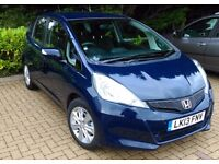 CARE PACKAGE DEAL INCLUDED 2013 Honda Jazz Automatic Full Honda History eg Yaris Micra Polo Auto CVT