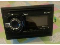 Sony WX-GT90BT double din