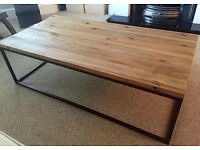1 x Loaf Poste Coffee Table - £175
