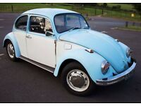 VW Beetle 1972 for Sale