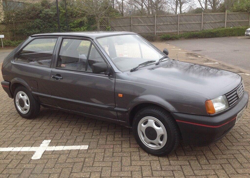 Vw Polo Mk2 Coupe 1 0 Cl Not Breadvan 1992 In Bradley