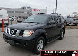 2007 Nissan Pathfinder SE |4X4|AS-IS SUPERSAVER|No Accidents|