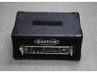 Kustom Groove 600HD Bass Head Amp £250
