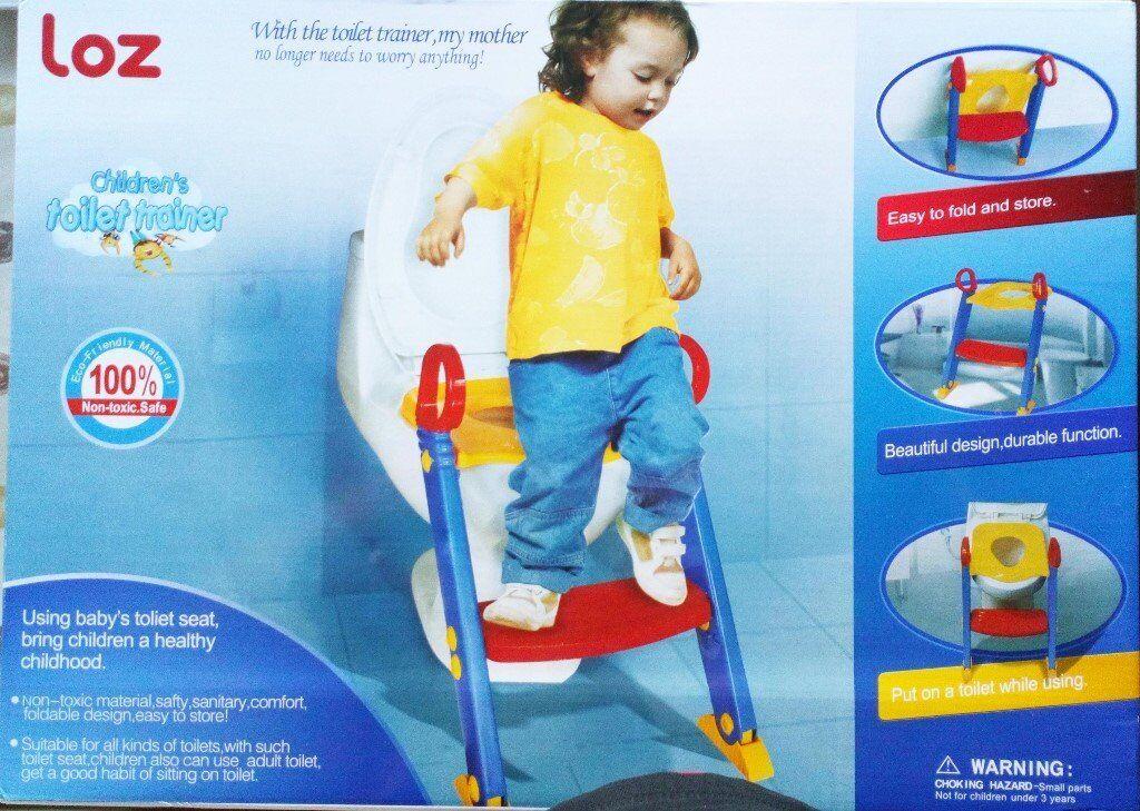 Loz Childrens Toilet Trainer . ( Brand New).