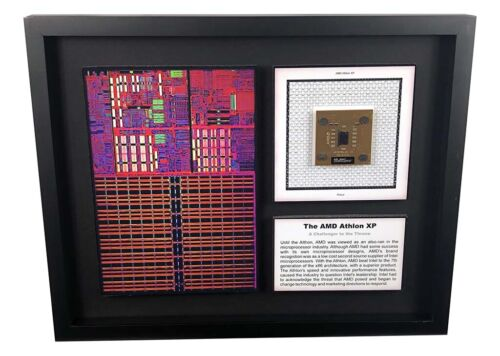 The AMD Athlon XP - A Challenger to the Throne (Artwork,ChipScapes,Intel,MPU)