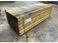 Pressure Treated Timber Railway Sleepers   New