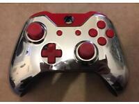 Sharq Xbox One Chrome Controller