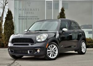 2012 MINI Cooper S Countryman AWD CLEAN VEHICLE WARRANTY AVAILAB