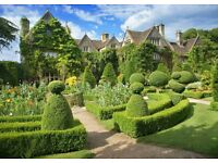 Gardener/Handyman Wanted at World Famous Abbey House Gardens
