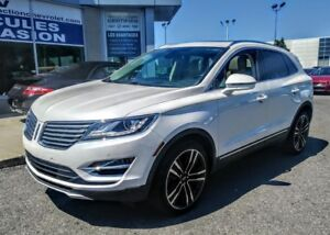 2017 LINCOLN MKC ULTRA AWD 2.3T,ROUE 20'',GR REMORQUAGE,,FULL