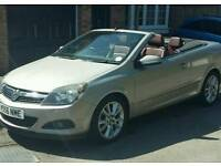 Vauxhall Astra Twin Top convertible 1.9cdti
