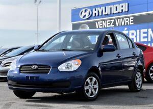 2010 Hyundai Accent L     AUTOMATIQUE
