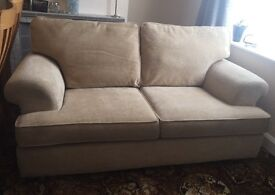 Quality three seater, two seater and armchair. Fire retardant.