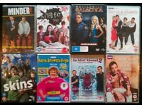 8 New DVDs: Assorted TV Series