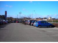 Car Parking Permit, £35/month - GATESHEAD - East Street, NE8 3AR