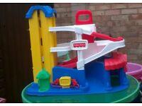 Fisher Price Toy Garage