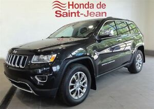 2014 Jeep Grand Cherokee Limited Cuir-Toit-Mags