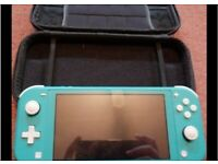 Turquoise/blue Nintendo switch BNIB