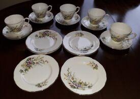 Beautiful Classic 'Duchess Spring' Tea Set