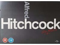 Alfred Hitchcock 14 DVD box set